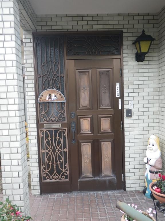 京丹後市リフォーム玄関ドアリフォーム