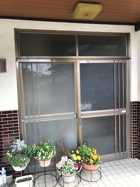 壁を壊さない玄関リフォーム