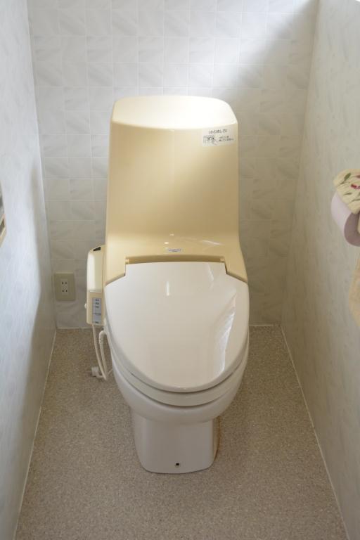 TOTOトイレ交換施工前